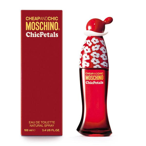 Moschino 花舞 女性淡香水 100ml 公司貨《Belle倍莉小舖》