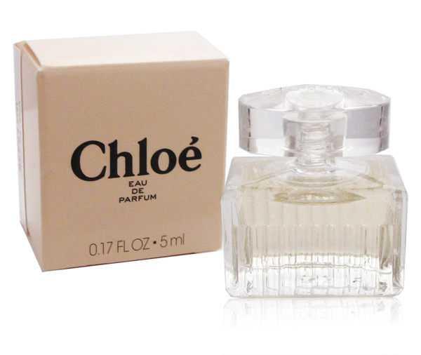 Chloe 經典同名女性淡香精 5ml 全新公司貨《Belle倍莉小舖》