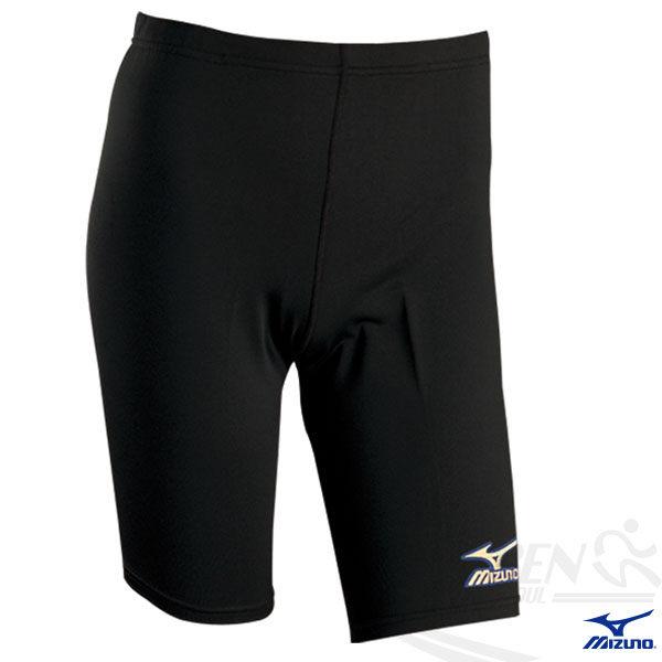 MIZUNO 美津濃 運動緊身短褲 緊身褲(中長型)吸汗速乾 活動自如