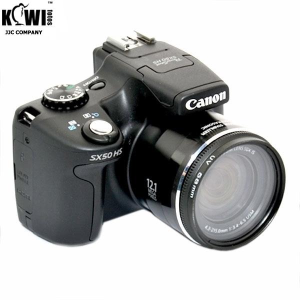 又敗家@KIWI FOTOS金屬LA-58SX50轉接環適Canon佳能G3X SX60 SX50 SX40 SX 520 HS SX30 SX20 SX10 SX1 IS SX60HS SX50HS..