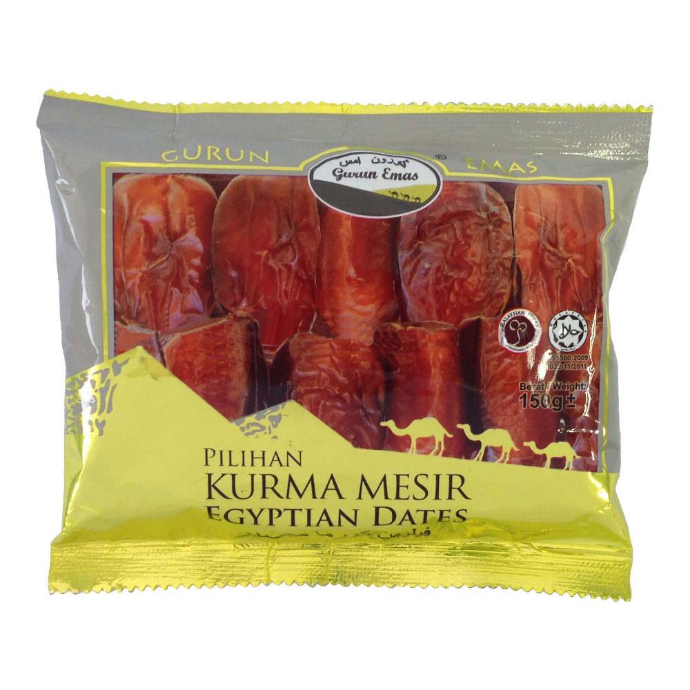 馬來西亞進口 Gurun Emas 精選天然椰棗150g