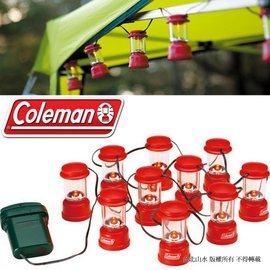 [ Coleman ] LED 串燈/露營燈/黃光聖誕燈 CM-9359JM000