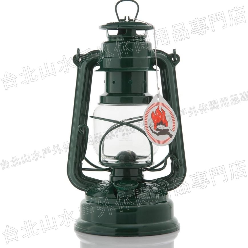 [ Feuerhand ] 火手燈/古典煤油燈/復古油燈擺飾 Baby Special 276-GRUN 叢林綠