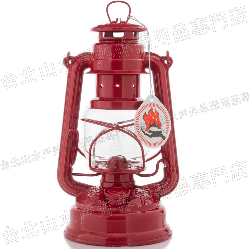 [ Feuerhand ] 火手燈/古典煤油燈/復古油燈擺飾 Baby Special 276-rot 紅寶石