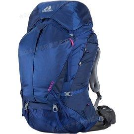 Gregory 後背包/登山背包/背包客/背包/健行 Deva 70 登山包 女款 埃及藍