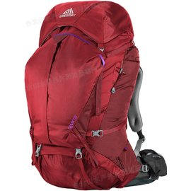 [ Gregory ] 後背包/登山背包/背包客/背包/健行 Deva 70 登山包 女款 75098 紅寶石