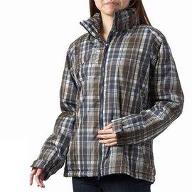 零碼特價Lafuma LFV8447-4369 藍格紋 女款 防風擋雨撥水保暖雪衣外套/休閒外套 台北山水/登山用品