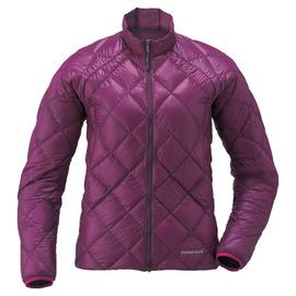 [ Mont-Bell ] EX Light Down 900FP 極輕量保暖鵝絨 羽絨外套/羽毛衣 女款 1101345 MULB 深紫 montbell