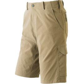M零碼特價[ Mont-Bell ] Stretch Cargo 男款 休閒彈性短褲/登山快乾五分褲 1105384 LTN 淺卡其 montbell