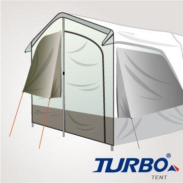 【【蘋果戶外】】Turbo Tent 300 配件2-前門片
