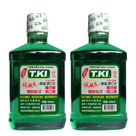T.KI鐵齒含氟抗敏感漱口水 620ML/瓶 買一送一◆德瑞健康家◆【DR63】