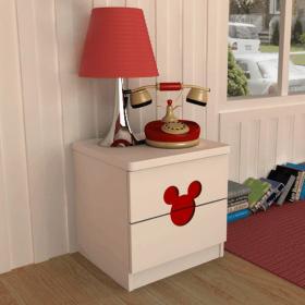 [首雅傢俬] 經典 米奇 床邊櫃 床頭櫃 迪士尼 家具