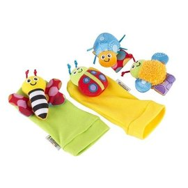 嬰幼兒玩具-Baby Joy World-【美國Lamaze拉梅茲】小手小腳在哪裡LC27634