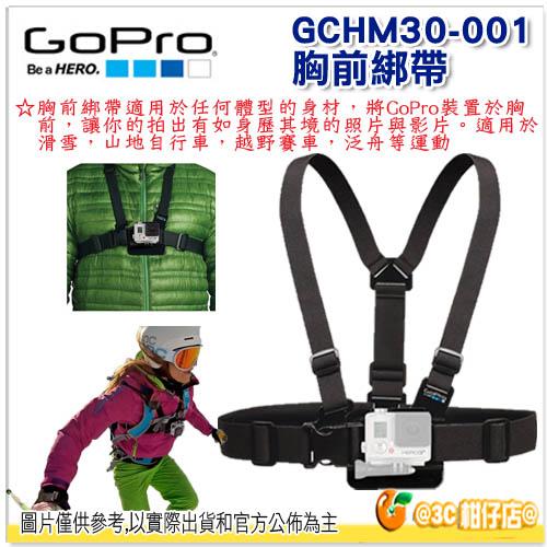 GOPRO GCHM30-001 胸前綁帶 公司貨 Chesty Chest Harness Mount for HERO HERO3 HERO3+ HERO4