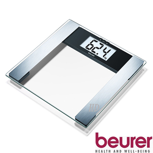 【beurer德國博依】電腦傳輸多功能體脂計(BF480)