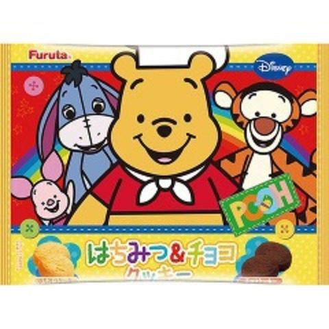 福魯達維尼蜂蜜巧克力餅120g