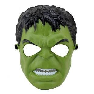 =優生活=綠巨人浩克 面具 復仇者聯盟 萬聖節服裝 派對用品 cosplay角色扮演