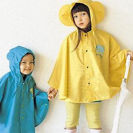 =優生活=Smally 兒童雨衣 鬥篷式兒童雨衣 雨披 外貿原單可愛小耳朵款
