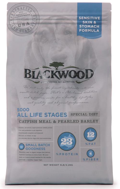 柏萊富Blackwood 功能性全齡 滋補養生配方(鯰魚+珍珠麥)