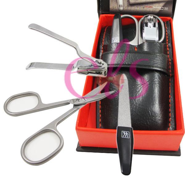 德國雙人牌Zwilling三件式(剪刀)修容禮盒 MS-323 ☆艾莉莎ELS☆