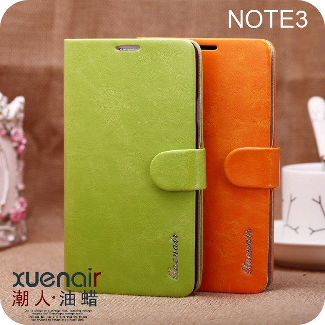 ☆三星 N9000 Galaxy Note 3 保護套 XUENAIR 雪奈兒雅士油蠟系列手機套 真皮皮套【清倉】