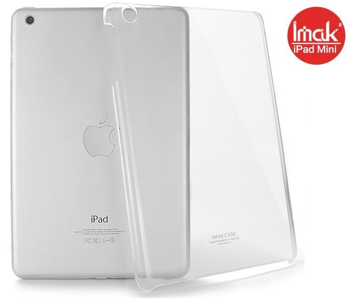 蘋果iPad Mini 水晶殼 艾美克imak羽翼II耐磨版水晶殼 APPLE 迷你 透明保護殼保護套 可貼?
