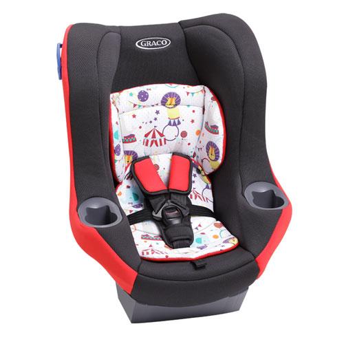 【悅兒樂婦幼用品?】Graco 0-4歲前後向嬰幼兒汽車安全座椅 MYRIDE?-動物樂園