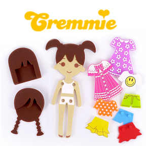 【Cremmie】我的小小裝扮世界 可愛造型裝扮的組合!!