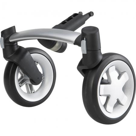 ★衛立兒生活館★Quinny Buzz Xtra 嬰兒手推車-前輪