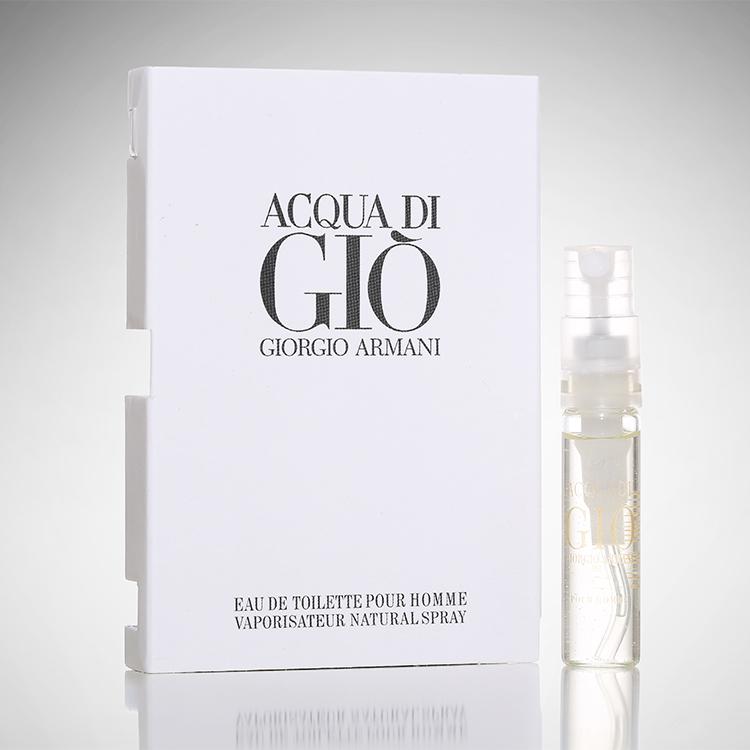 leleshop-ARMANI GIO 香水系列.男女用攜帶淡香水2ml.
