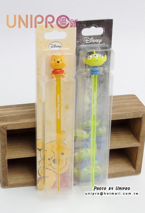 【UNIPRO】迪士尼 小熊維尼 玩具總動員 三眼怪 造型 耳扒 掏耳棒 擺頭耳扒 搖頭挖耳棒