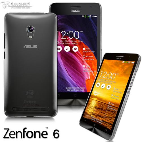 UNIPRO【PF04】Metal-Slim ASUS ZenFone 6 PC透明系列新型保護殼 手機套 送保護貼