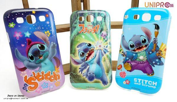 UNIPRO Samsung S3 i9300 迪士尼 米妮 米奇 史迪奇 手機殼 軟殼 保護套
