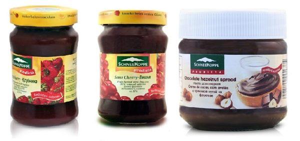 DR.OKO德逸 無蔗糖天然 草莓果醬 330g/櫻桃果醬 330g/榛果巧克力醬 200g