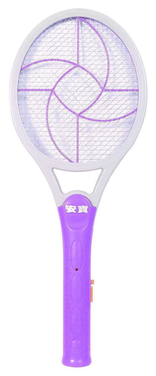 ?皇宮電器? 安寶 雙層捕蚊拍(小) AB-9921 網面夾層專利 安全迴路設計 台灣製造
