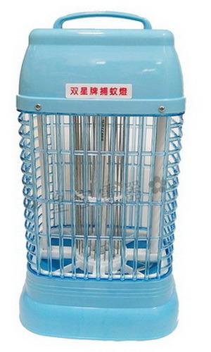 ?皇宮電器?【雙星牌】6W電子捕蚊燈 TS-193