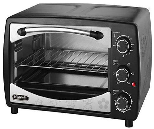 ?皇宮電器? 山崎 21L旋風式電烤箱 SK-210L 60分鐘烘烤定時功能 採用不銹鋼發熱管 約100℃~250℃溫度調整好用喔~~