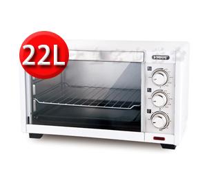 ?皇宮電器? 山崎 22L雙溫控專業級電烤箱 SK-220RH 採用不銹鋼發熱管山崎 60分鐘烘烤定時功能 約100℃~250℃溫度調整好用喔~