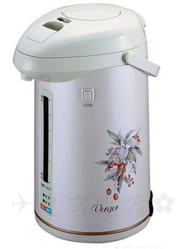 ?皇宮電器? 東龍 3.6L氣壓式熱水瓶 TE-036H 台灣製造