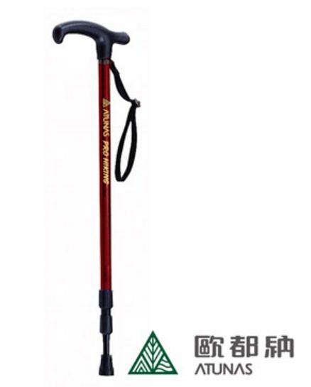 元禾〉歐都納 拐杖型三節登山杖 NSA101D
