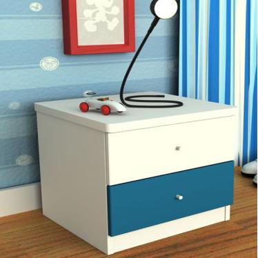 [首雅傢俬] 美式 米奇 床邊櫃 迪士尼 家具 床頭櫃