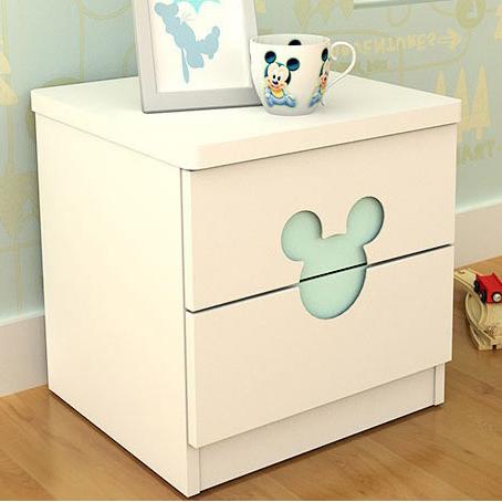 [首雅傢俬] 剪影 米奇 床邊櫃 床頭櫃 迪士尼 家具