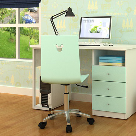 [首雅傢俬] 剪影 米奇 轉椅 兒童椅 迪士尼 家具