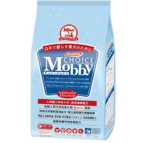 *Mi Gu*莫比Mobby《羊肉+米》7.5kg大型成犬專用配方 - 莫比寵物自然食