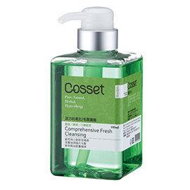 *Mi Gu*皇家Cosset寵時尚《活力抗氧化 / 毛質蓬鬆》頂級洗毛精400ml / 天然抗菌草本沐浴乳