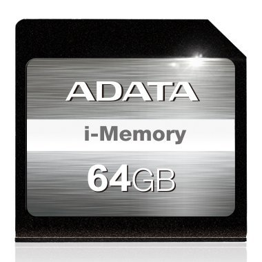 *╯新風尚潮流╭*威剛 SDXC 64G MacBook Air 13吋用 i-Memory 記憶卡 ASDX64GA