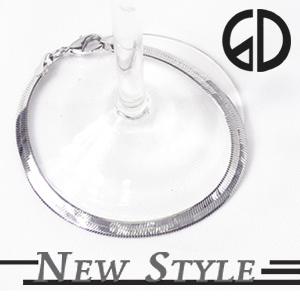 ☆ New Style ☆ BIGBANG 權志龍 GD 同款銀片鱗光手鏈手環 ( 單只 )