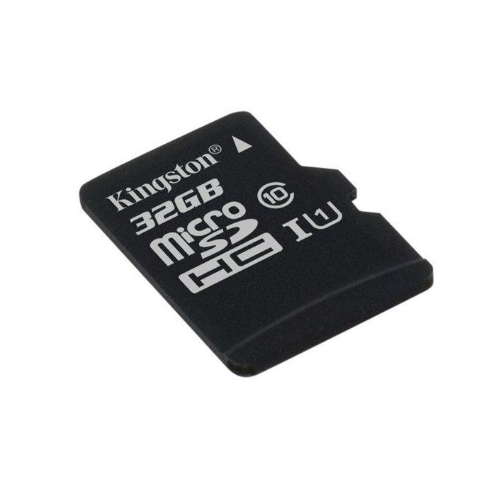 *╯新風尚潮流╭*金士頓記憶卡 32G 32GB Micro SDHC C10 U1 SDC10G2/32GB