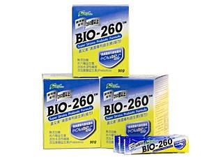 喜又美-BIO-260美國專利益生菌複方(乳酸菌) 90g*1盒