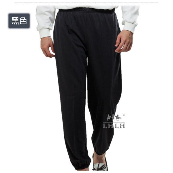 黑色功夫褲